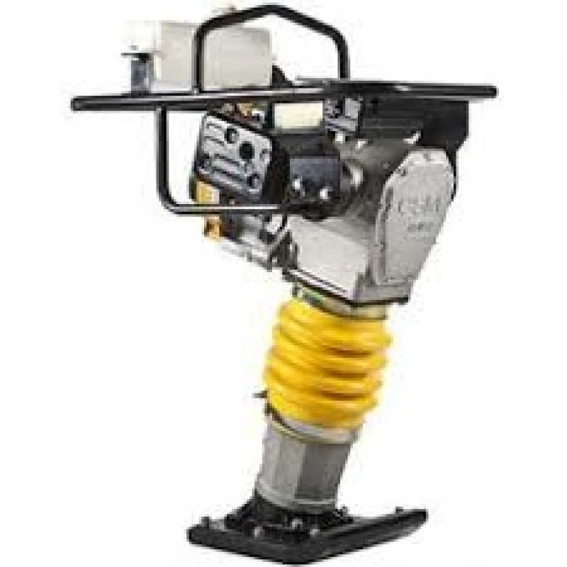 Alugar Compactador de Solo em Suzano - Preço de Locação de Compactador de Solo