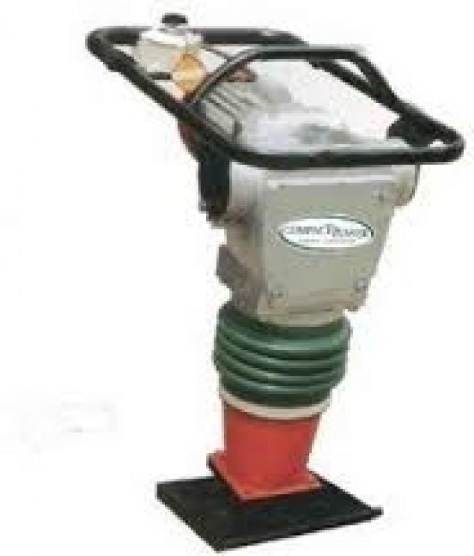 Alugar Compactador Valor na Cidade Tiradentes - Preço Aluguel de Compactador de Solo