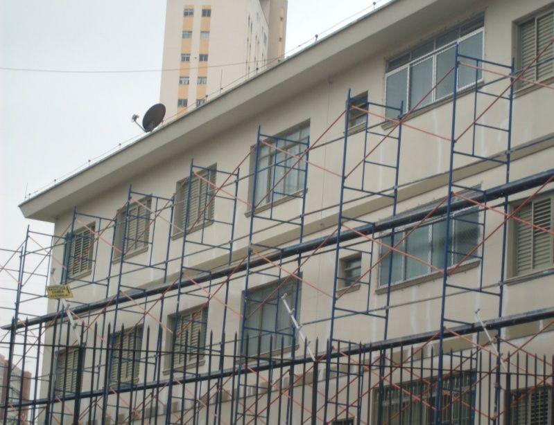 Aluguéis de Andaime em Itapevi - Locações de Andaime
