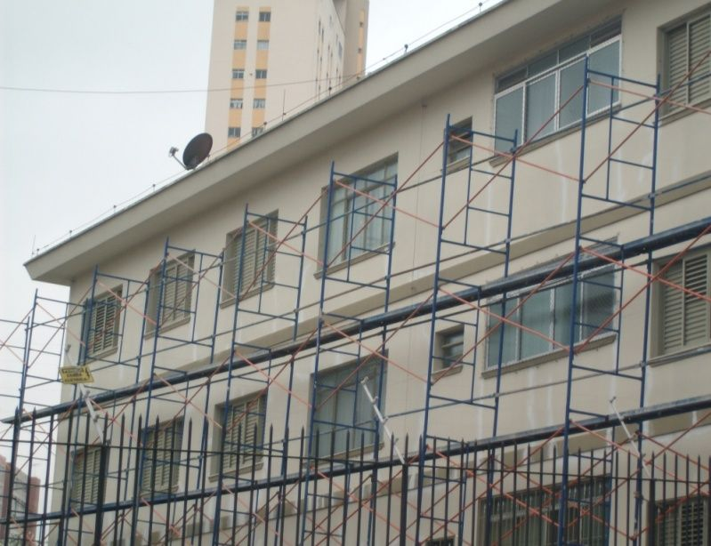 Aluguéis de Andaime na Vila Fátima - Locação de Andaimes Preço