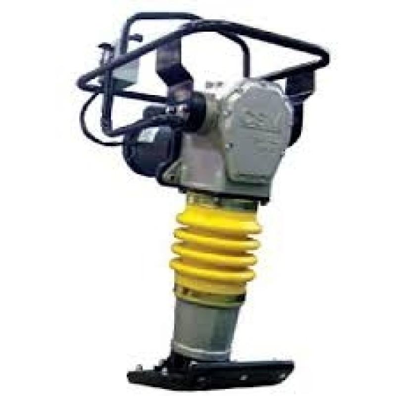 Aluguel Compactador de Solo em Mogi das Cruzes - Compactador de Solo para Locação Preço
