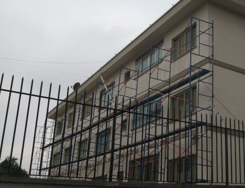 Aluguel de Andaimes Valores em Caieiras - Locação de Andaimes na Zona Norte