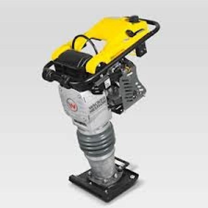 Aluguel de Compactadores de Solo no Pimentas - Locação Compactador no ABC
