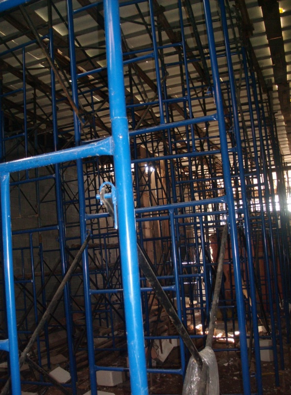 Aluguel de Escora para Laje Preço em Aricanduva - Aluguel de Escoramento para Obra