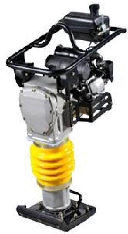 Compactador de Solo para Aluguel no Socorro - Locações de Compactadores Preço