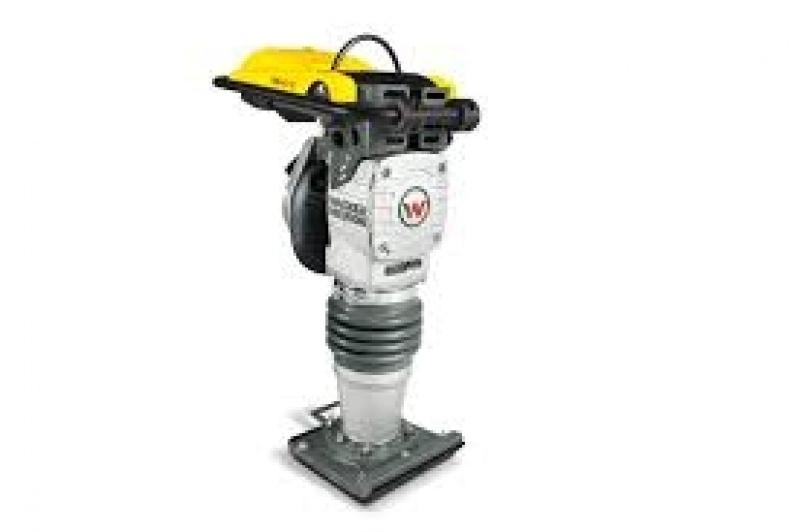 Compactador de Solo para Locação Preço em Interlagos - Locação Compactador Sapo Preço