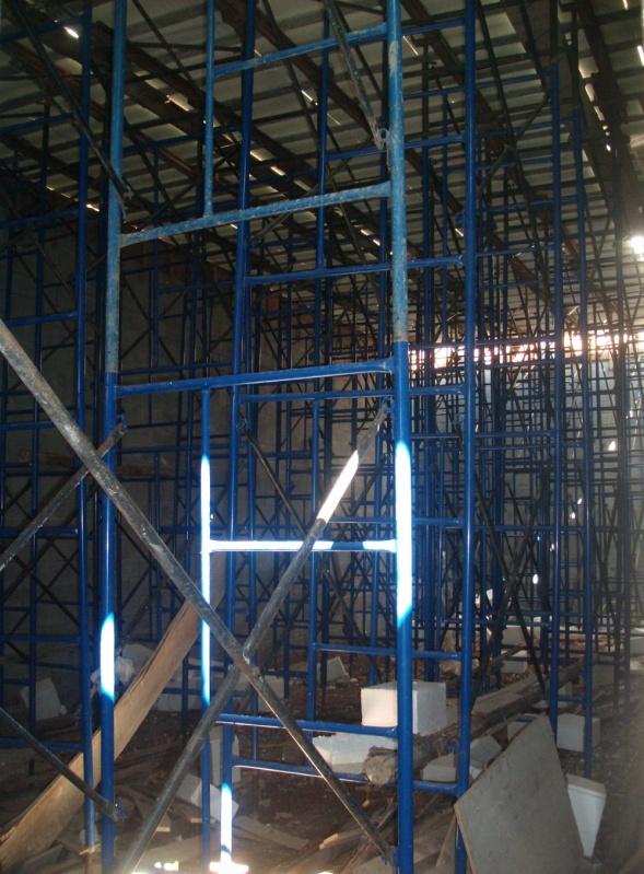 Empresa de Escora de Obra para Alugar na Zona Norte - Aluguel de Escoramento para Construção