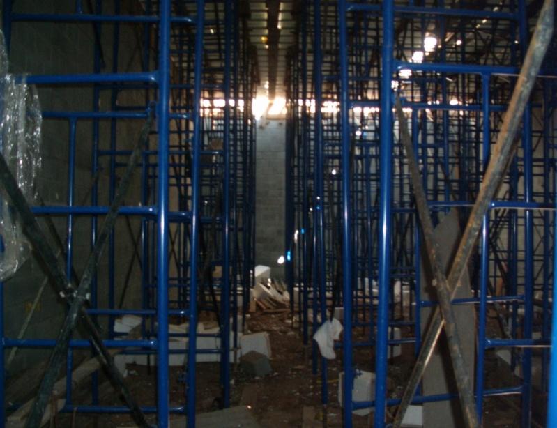 Escora Metálica para Alugar Preço na Zona Norte - Aluguel de Escoramento para Obra
