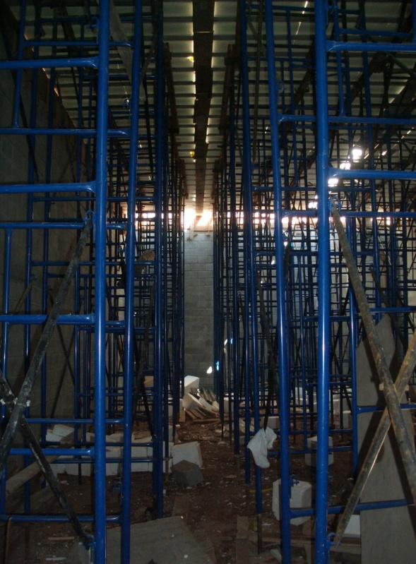 Escora Metálica para Aluguel Preço no Rio Grande da Serra - Aluguel de Escoramento para Construção