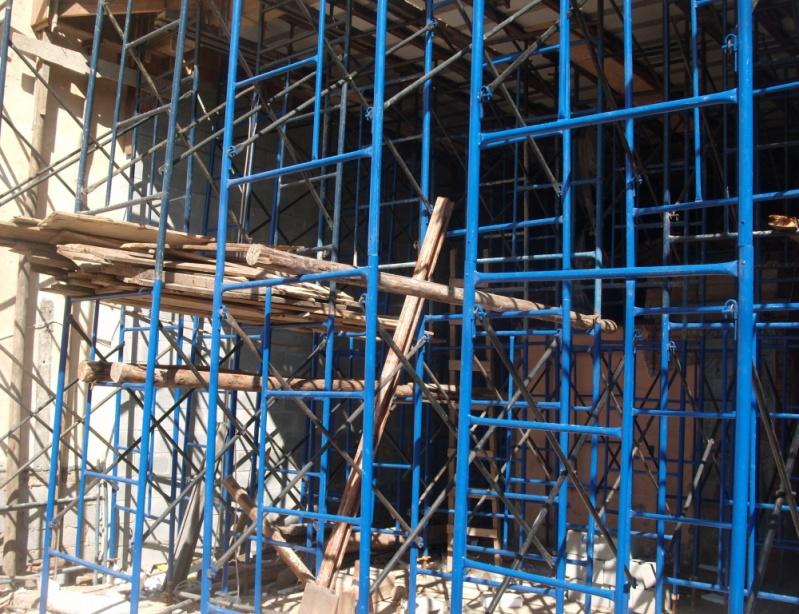 Escoramento para Alugar Preço no Capão Redondo - Aluguel de Escoramento de Lajes