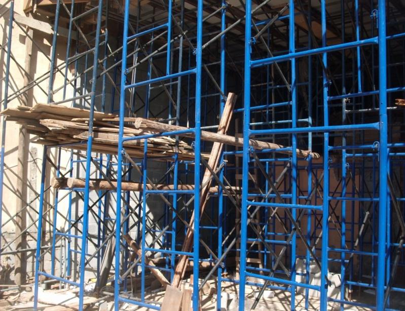 Escoramentos de Obras para Alugar em José Bonifácio - Locação de Escoramento Metálico