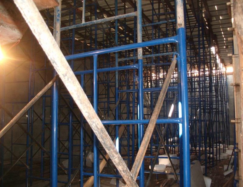 Escoras de Obras para Alugar em Aricanduva - Escoras Regulável para Alugar