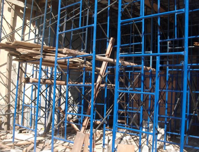 Escoras de Obras para Alugar na Vila Andrade - Locação de Escora Metálica