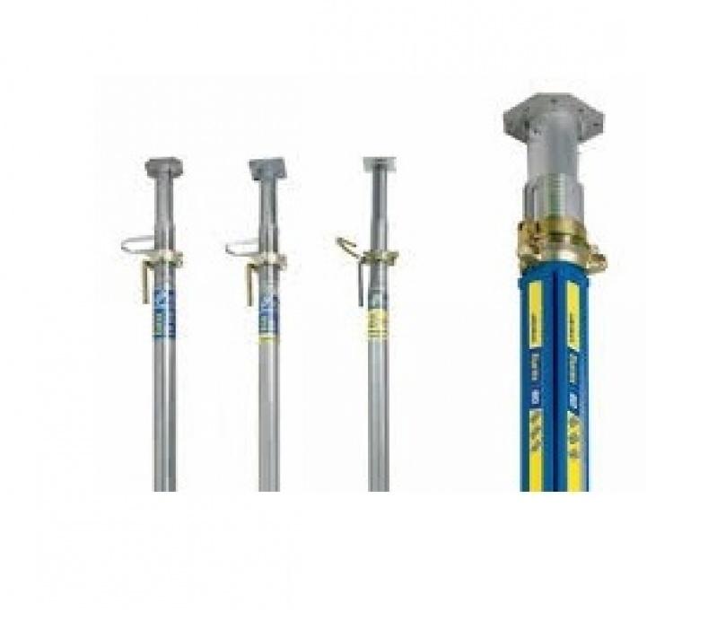 Escoras Metalicas para Laje Locação no Pimentas - Locação de Escoras Preço