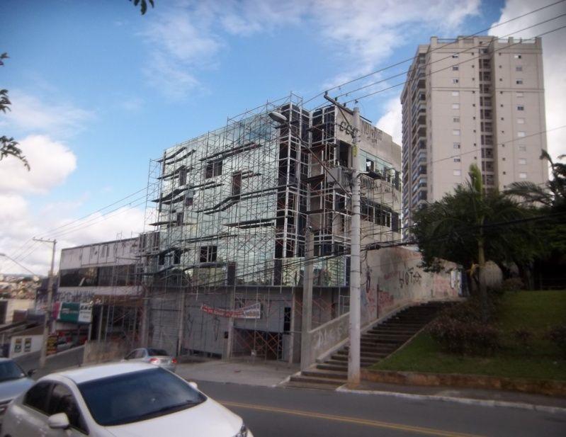 Locação Andaime no Jardim São Luiz - Preço de Locações de Andaimes