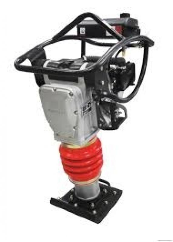 Locação Compactador Sapo Preço em Brasilândia - Locação Compactador Sapo