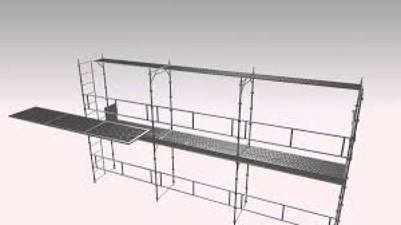 Locações de Andaime na Ponte Rasa - Locação de Andaimes SP