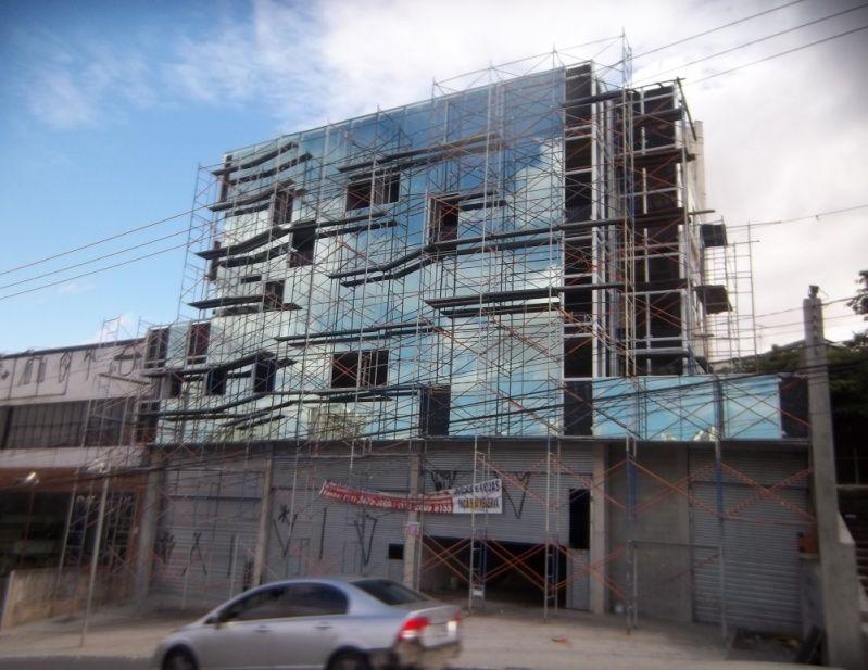 Preço de Locação de Andaime no Jardim Vila Galvão - Locação de Andaime Fachadeiro