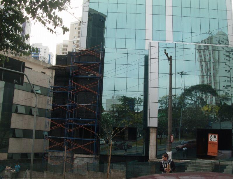 Preço do Aluguel de Andaime Tubular no Morumbi - Locação de Andaimes em São Paulo