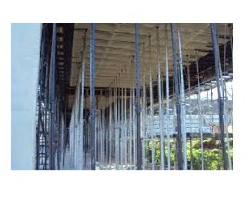Preços Aluguel Escora Metálica na Água Azul - Aluguel de Escoras na Zona Leste