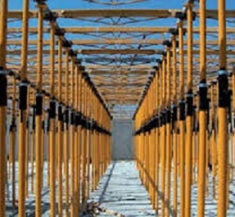 Preços Locação Escoras Metálicas na Barra Funda - Locação de Escoras Preço