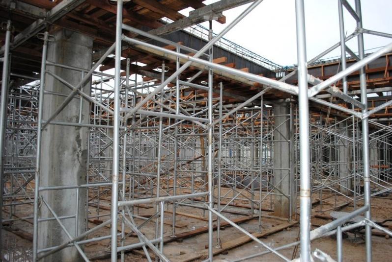 Quanto Custa Escoramento para Construção no Campo Belo - Escoramento Contínuo de Valas