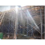 a empresa de escoramento metálico para obra no Alto da Lapa