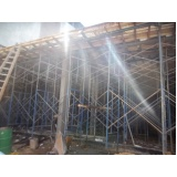 empresa de escoramento metálico para obra no Morumbi