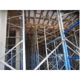 escora metálica para construção civil