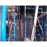 escoramento de construção civil para alugar na Penha