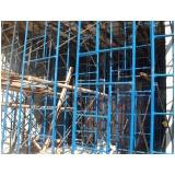 escoramento de construção civil para alugar preço em Santana