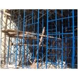 escoramento de obra para alugar preço no Campo Belo