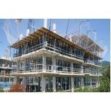 escoramento para construção civil