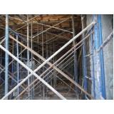 escoramentos metálicos para lajes na Barra Funda